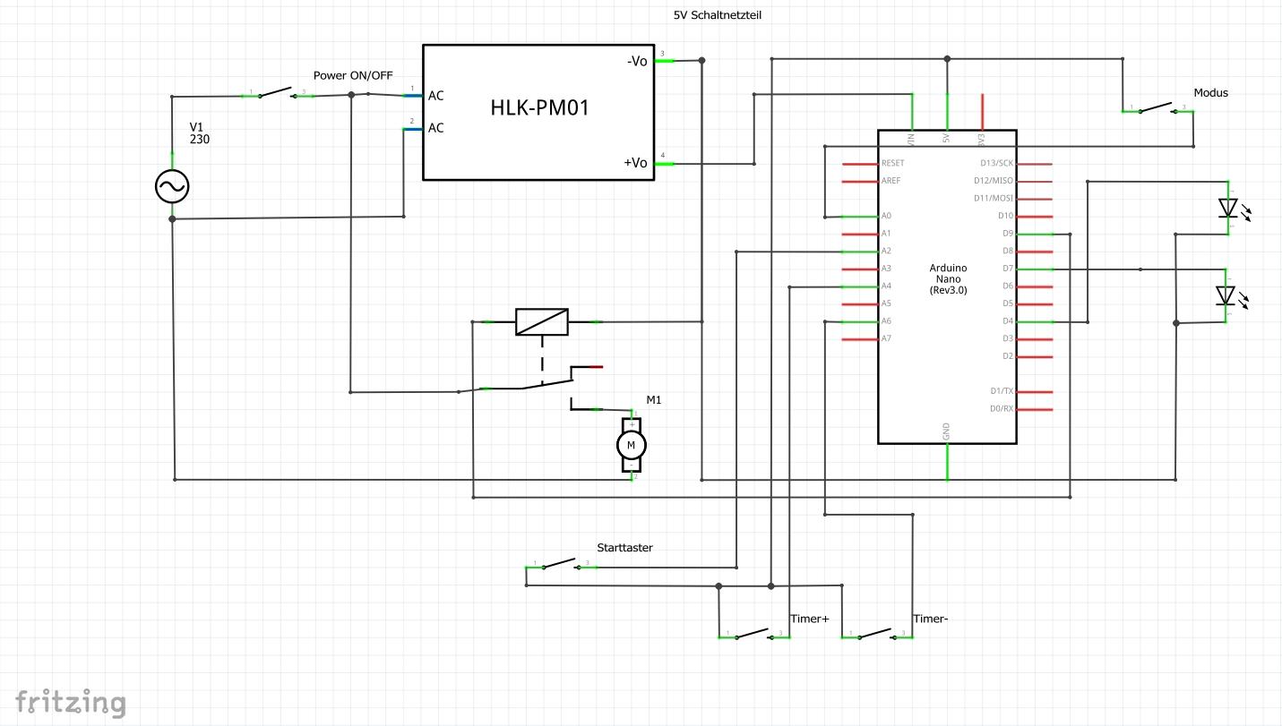 """Circuit diagram Lelit PL043 MMI """"Automatic"""""""