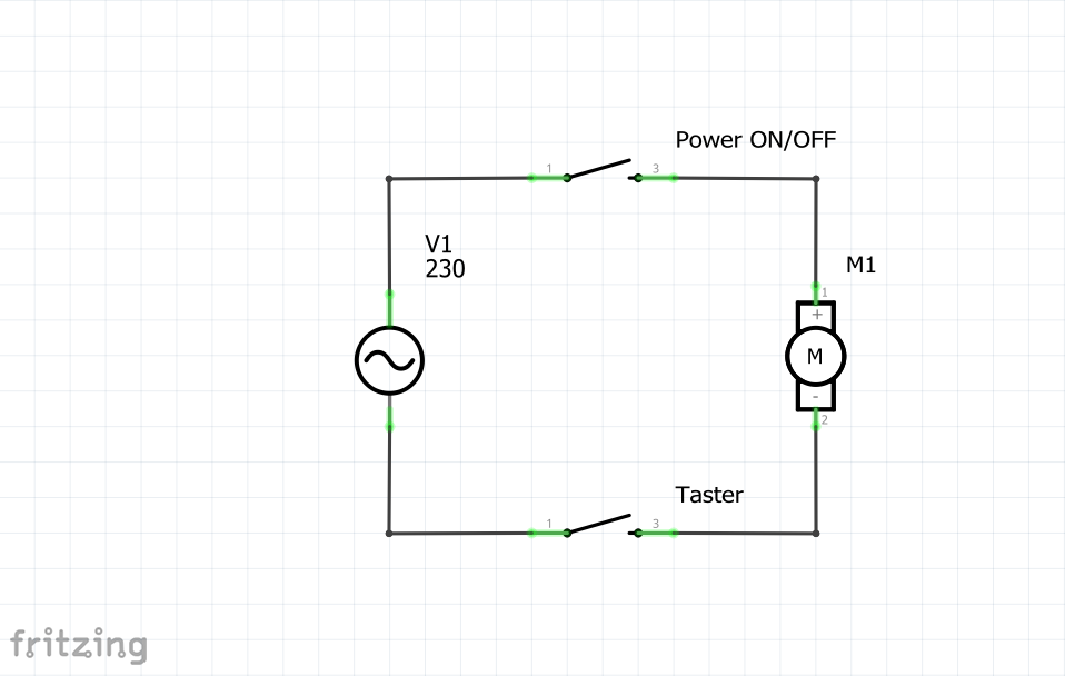 Circuit diagram Lelit PL043 MMI
